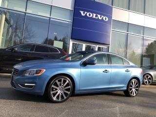Used 2015 Volvo S60 T6 AWD Platinum for sale in Surrey, BC