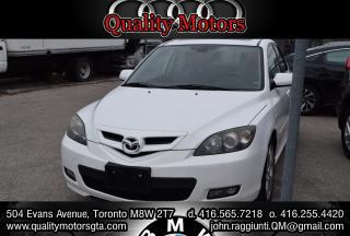 Used 2007 Mazda MAZDA3 Sport GS for sale in Etobicoke, ON