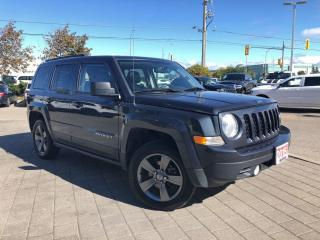 Used 2015 Jeep Patriot High Altitude**Leather**Power Sunroof** for sale in Mississauga, ON