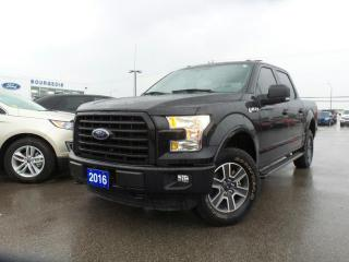 Used 2016 Ford F-150 XLT 5.0L V8 302A for sale in Midland, ON