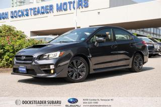 Used 2016 Subaru WRX 4Dr Sport Pkg CVT SUNROOF - BLUETOOTH - REAR CAMERA for sale in Vancouver, BC