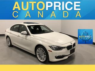 Used 2015 BMW 328 d xDrive MOONROOF|NAVIGATION|LEATHER for sale in Mississauga, ON