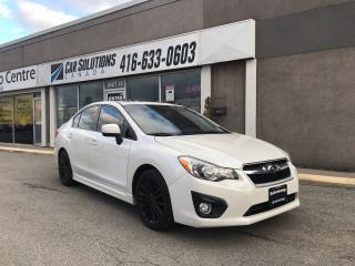 Used 2014 Subaru Impreza for sale in Toronto, ON