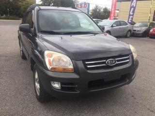 Used 2007 Kia Sportage LX for sale in Scarborough, ON
