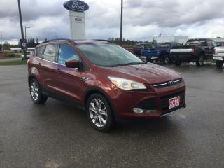 Used 2014 Ford Escape SE   4WD   Winter Tires & Rims for sale in Harriston, ON