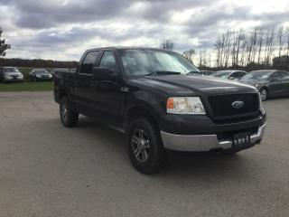 Used 2005 Ford F-150 XLT | 4X4 | AS IS PRICE for sale in Harriston, ON