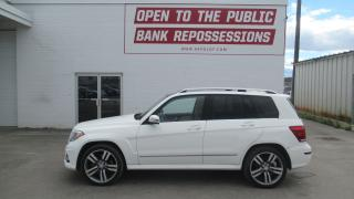 Used 2014 Mercedes-Benz GLK350 GLK-CLASS for sale in Toronto, ON