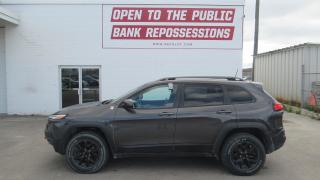 Used 2016 Jeep Cherokee Trailhawk for sale in Toronto, ON