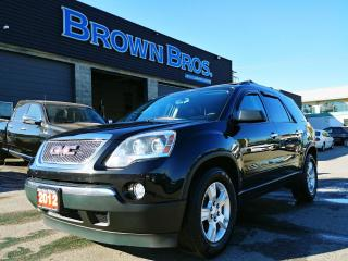 Used 2012 GMC Acadia SL for sale in Surrey, BC