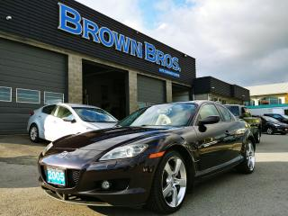 Used 2005 Mazda RX-8 GT, LOCAL, ACCIDENT FREE, for sale in Surrey, BC