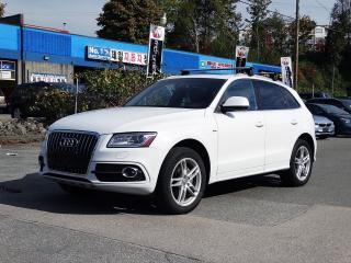 Used 2014 Audi Q5 2.0L Technik for sale in Port Moody, BC