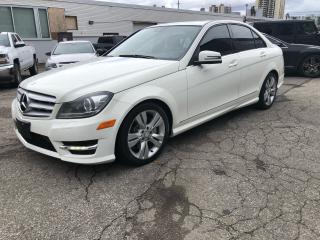 Used 2012 Mercedes-Benz C 300 C 300 for sale in North York, ON