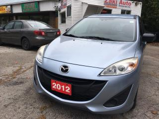 Used 2012 Mazda MAZDA5 GS/ Safety And E Test is Included The Price for sale in Toronto, ON