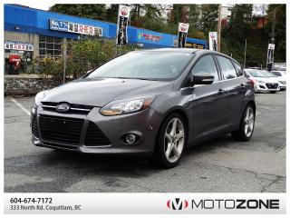 Used 2012 Ford Focus Titanium for sale in Port Moody, BC