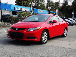 Used 2012 Honda Civic EX-L for sale in Port Moody, BC
