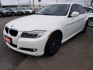 Used 2011 BMW 3 Series 323i-PWR SUNROOF-BLUETOOTH-TINT-HEATED SEATS for sale in Tilbury, ON
