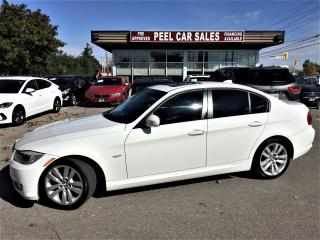 Used 2011 BMW 3 Series 323i|SUNROOF|AUTO| for sale in Mississauga, ON