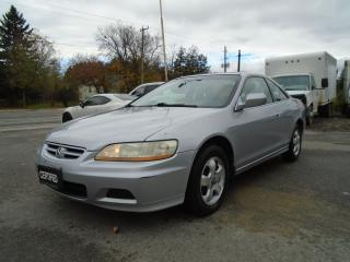 Used 2001 Honda Accord EX for sale in King City, ON