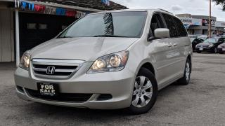 Used 2006 Honda Odyssey ODYSSEY EX|POWER DOORS| for sale in Mississauga, ON