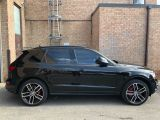 Photo of Black 2017 Audi SQ5