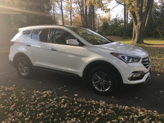 Used 2017 Hyundai Santa Fe Sport AWD With only 35000 km for sale in Perth, ON