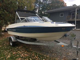 Used 2013 Bayliner 195 185 with 4.3 Mercury V6 for sale in Perth, ON
