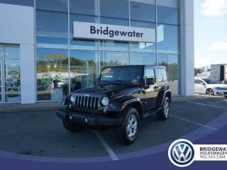 Used 2014 Jeep Wrangler Sahara for sale in Hebbville, NS