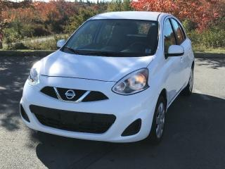 Used 2017 Nissan Micra S for sale in Halifax, NS