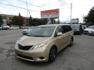 Used 2011 Toyota Sienna LE for sale in Toronto, ON