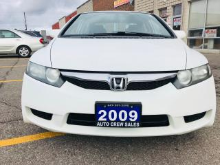 Used 2009 Honda Civic Sport for sale in Brampton, ON