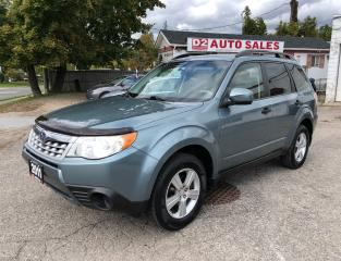 Used 2011 Subaru Forester Certified/AWD/Automatic/Gas Saver/Bluetooth for sale in Scarborough, ON