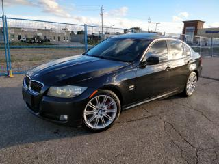 Used 2009 BMW 3 Series 335i xDrive LEATHER BLUETOOTH SUNROOF for sale in BRAMPTON, ON