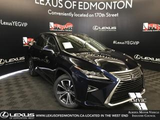 New 2019 Lexus RX 350 Executive Package for sale in Edmonton, AB