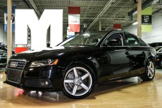 Used 2010 Audi A4 Premium - LEATHER|SUNROOF|HEATEDSEATS for sale in North York, ON
