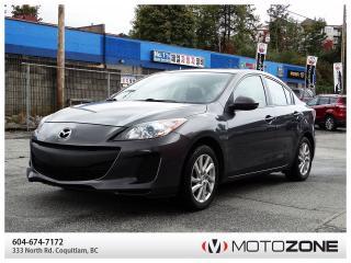 Used 2012 Mazda MAZDA3 GS-SKY for sale in Port Moody, BC