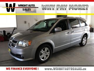 Used 2017 Dodge Grand Caravan Crew |7 PASSENGER|BACKUP CAMERA|52,441 KMS for sale in Cambridge, ON