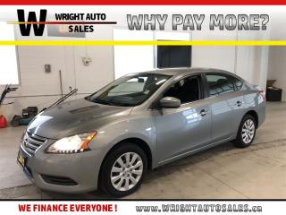 Used 2013 Nissan Sentra S|BLUETOOTH|AIR CONDITIONING|125,315 KM for sale in Cambridge, ON