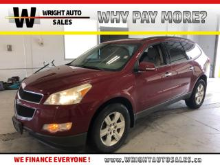 Used 2011 Chevrolet Traverse 2LT|DVD PLAYER|BACKUP CAM|150,279 KM for sale in Cambridge, ON