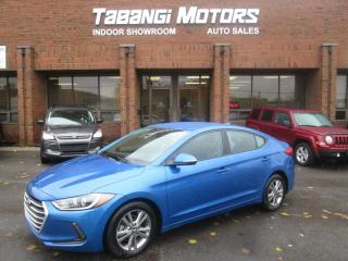 Used 2017 Hyundai Elantra GL | BLIND SPOT | HEATED STEERING | APPLE CAR PLAY for sale in Mississauga, ON