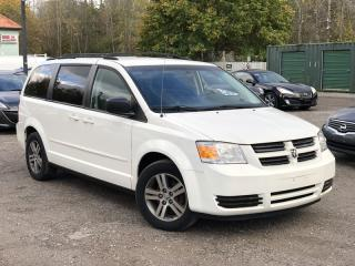 Used 2010 Dodge Grand Caravan No-Accidents SE Stow N' Go Power Group Cruise for sale in Holland Landing, ON