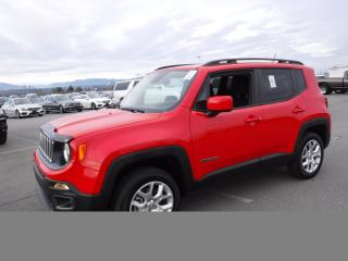 Used 2017 Jeep Renegade Latitude North Edition 4WD for sale in Burnaby, BC