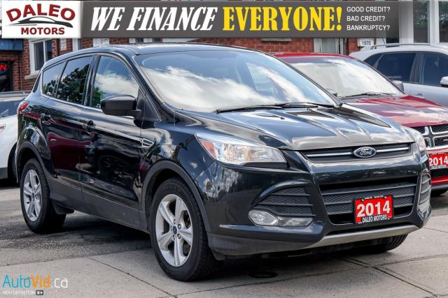 2014 Ford Escape SE|4X4|BACKUP CAM| HEATED SEATS|BLUETOOTH