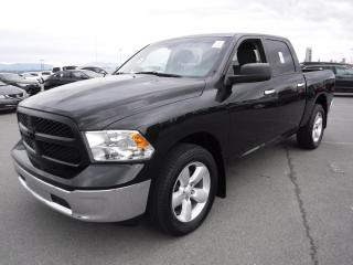 Used 2016 Dodge Ram 1500 SLT Crew Cab Short Box 4WD for sale in Burnaby, BC