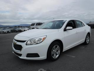 Used 2016 Chevrolet Malibu Limited 1LT for sale in Burnaby, BC