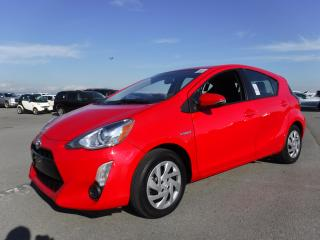 Used 2015 Toyota Prius c Four Hybrid for sale in Burnaby, BC
