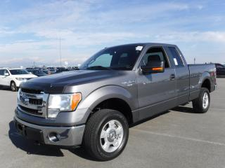 Used 2014 Ford F-150 XLT SuperCab 6.5-ft. Bed 4WD for sale in Burnaby, BC