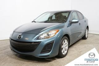 Used 2011 Mazda MAZDA3 Gx Auotmatique for sale in Laval, QC