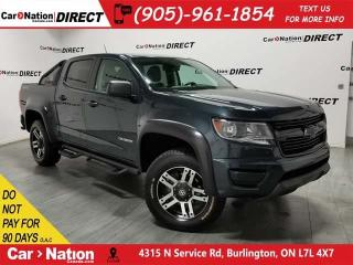 Used 2017 Chevrolet Colorado | 4X4| BACK UP CAMERA| UPGRADED RIMS| for sale in Burlington, ON