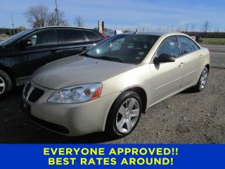 Used 2009 Pontiac G6 SE for sale in Cookstown, ON