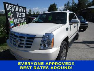 Used 2008 Cadillac Escalade EXT for sale in Cookstown, ON